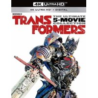 Transformers: 5-Movie Collection (4K Ultra HD)