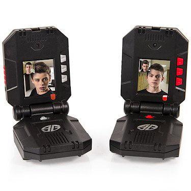 Spy Gear Safe (Spy Gear video walkie talkie)