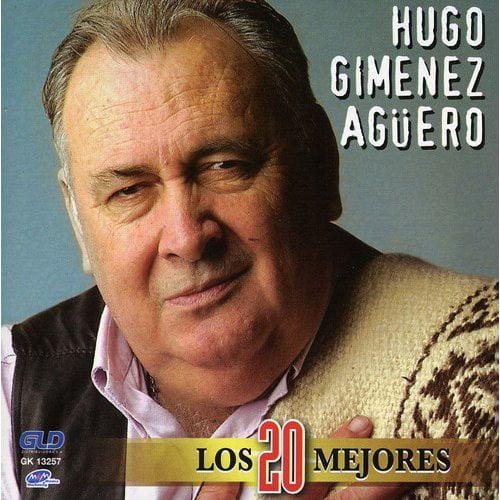 Hugo Gimenez Aguero - Los 20 Mejores [CD]