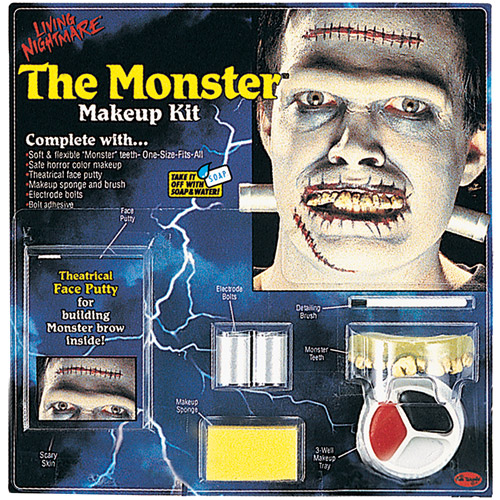 Living Nightmare Monster Kit Halloween Accessory