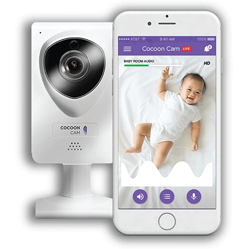 Cocoon Cam System Plus 6 Months Of Breathing Monitoring