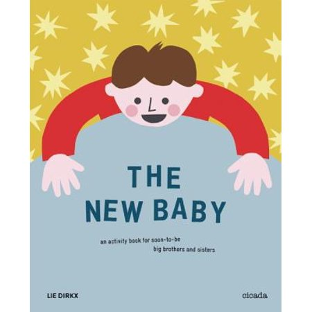 The New Baby : An Activity Book for Soon-To-Be Big Brothers and Sisters](Halloween Activities For Infants And Toddlers)