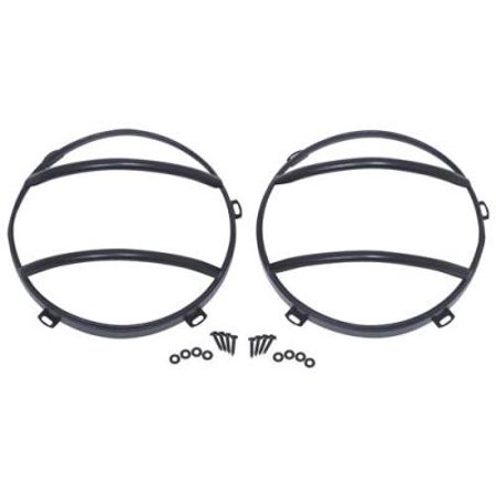 Kentrol Euro Headlight Guards 80573 Lens Covers and Shields