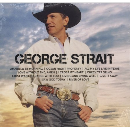 George Strait - Icon - Vinyl