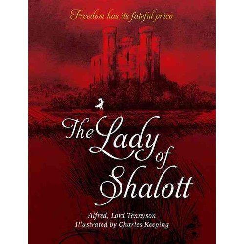 essay lady of shalott In tennyson's poem 'the lady of shalott,' we see a mysterious maiden who is imprisoned by the fear of a curse in the days of king arthur in this.
