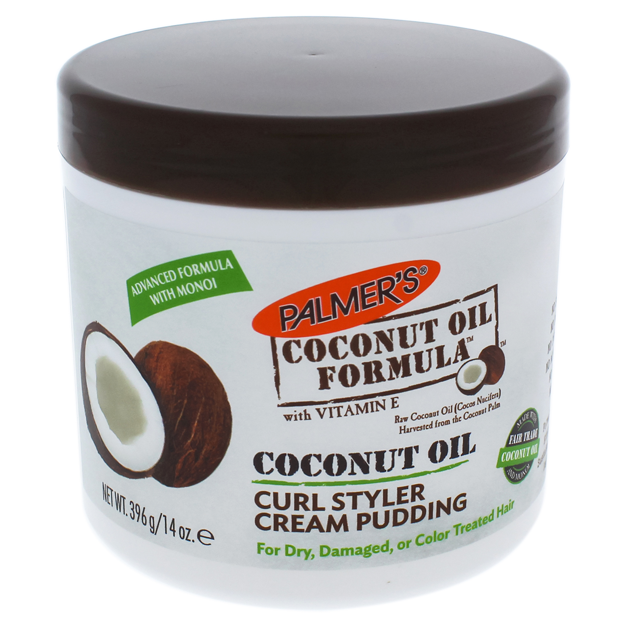 Coconut Oil Curl Styler Cream Pudding by Palmers for Unisex - 14 oz Cream