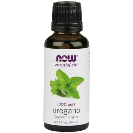NOW Essential Oils, Oregano Oil, Comforting Aromatherapy Scent, Steam Distilled, 100% Pure, Vegan, -