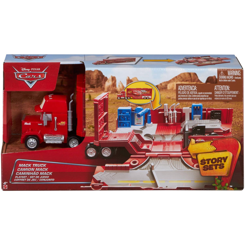 Cars Toys Mack 97