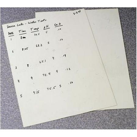 Nalge Nunc Paper Laser Poly 8.5X11IN PK50 6304-9811, Case of - Nalge Nunc Single