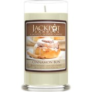Cinnamon Bun Candle with Ring Inside (Surprise Jewelry Valued at $15 to $5,000) Ring Size 9