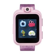 iTouch PlayZoom Smart Kids Watch for Girls - Pink Glitter