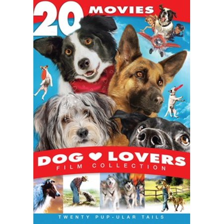 Lovers Set - DOG LOVERS COLLECTION (DVD/4 DISC/20 MOVIE SET) (DVD)
