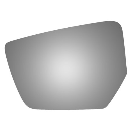 Burco 4520 Right Side Power Replacement Mirror Glass for 14-17 Chevrolet -