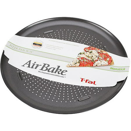 T-Fal AirBake Non-Stick Pizza Pan, 15.75