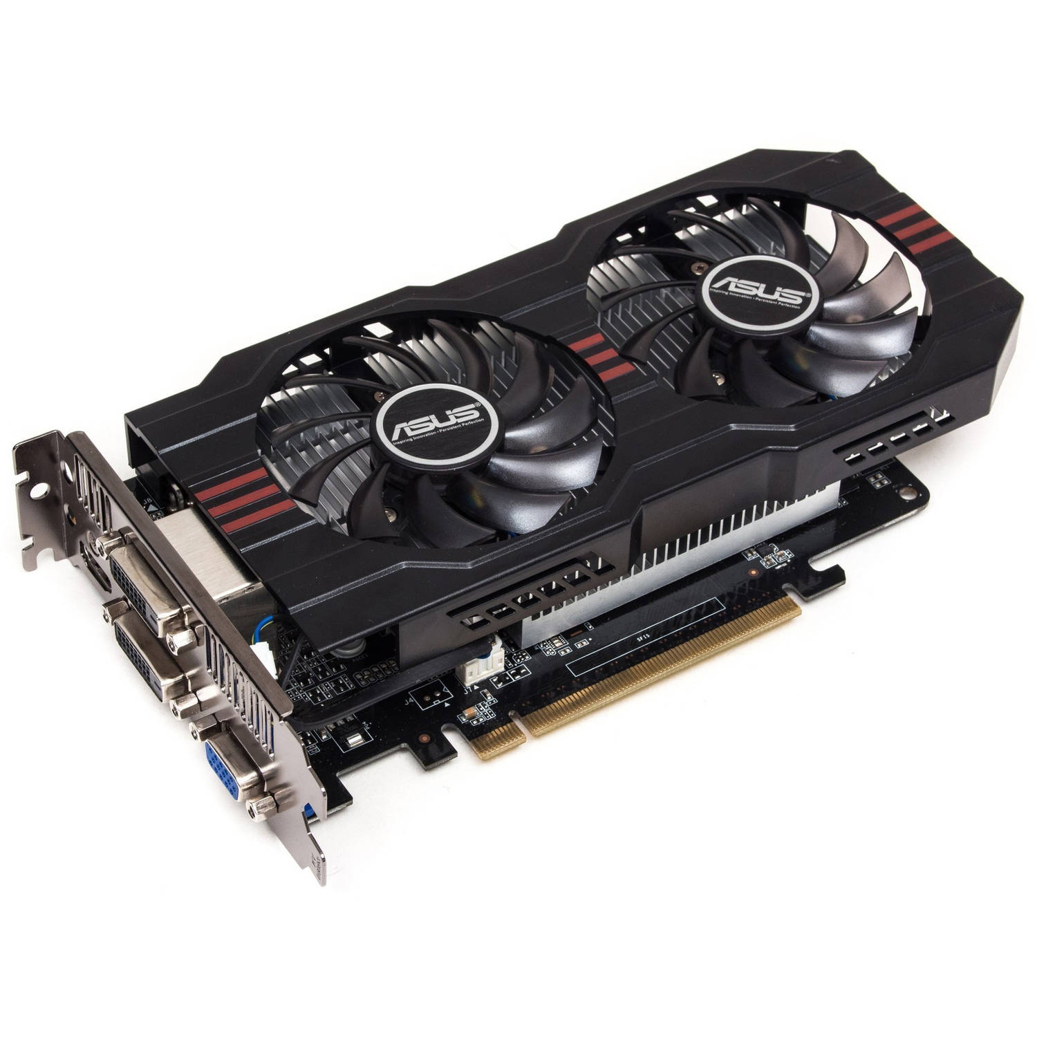 ASUS NVIDIA GeForce GTX 750 Ti 2GB GDDR5 Graphics Card