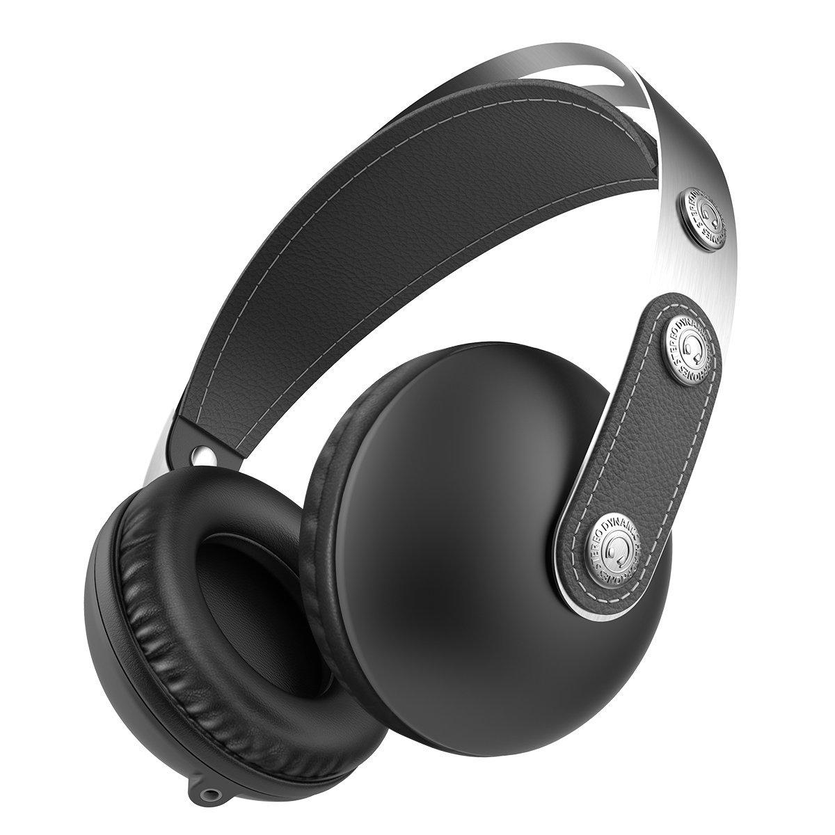 Headphones, Sound Intone Wz-01 Headphones with Microphone...