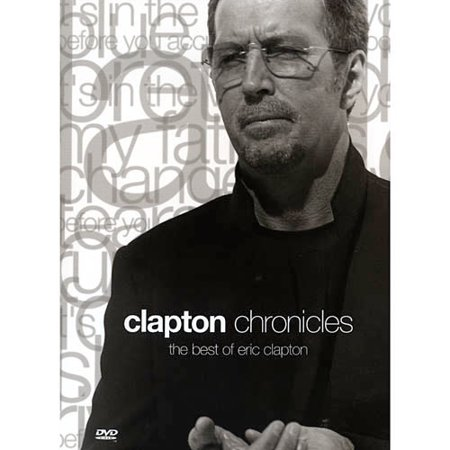 eric clapton clapton chronicles the best of eric clapton. Black Bedroom Furniture Sets. Home Design Ideas
