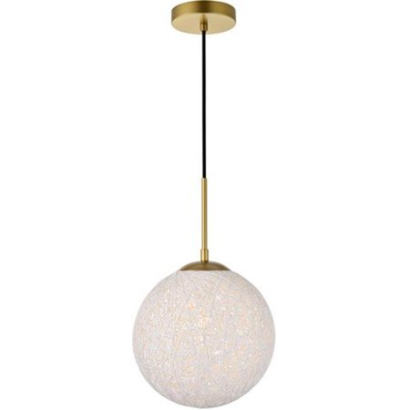 Malibu 1 Light Pendant Ceiling
