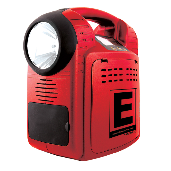 NEBO Tools - 6002 Essential Emergency Power Supply With Flashlight