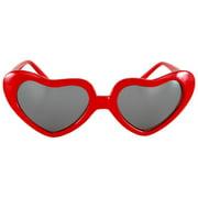 Sweet Heart Womens Halloween Heart Glasses