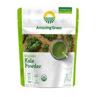 Amazing Grass Organic Kale Powder, 30 Servings