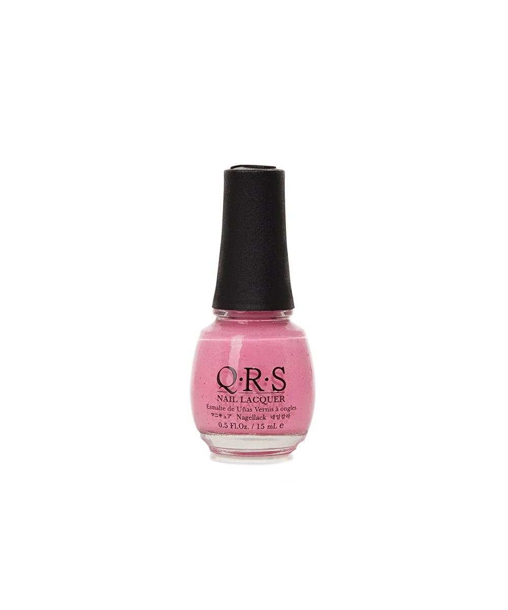 """QRS 166 """"Chasity"""" Pink Tone Nail Polish"""