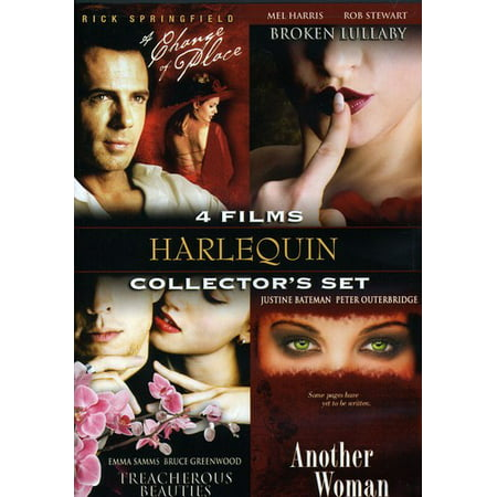 Number Ones Collection (Harlequin Collection 1 (DVD))