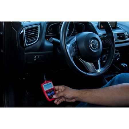 OxGord OBD2 Scanner OBDII Code Reader - Scan Tool for Check Engine