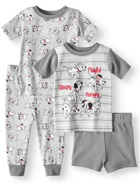 c8c03547e Product Image 101 Dalmations Cotton tight fit pajamas, 4pc set (baby boys)