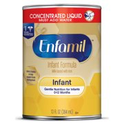 Enfamil Infant Formula with DHA and Choline - Concentrate, 13 fl oz can (12 Pack)