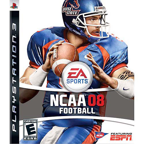 Ncaa Football 2008 (PS3) - Pre-Owned