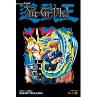 Yu-Gi-Oh! (3-in-1 Edition), Vol. 4 : Includes Vols. 10, 11 & 12