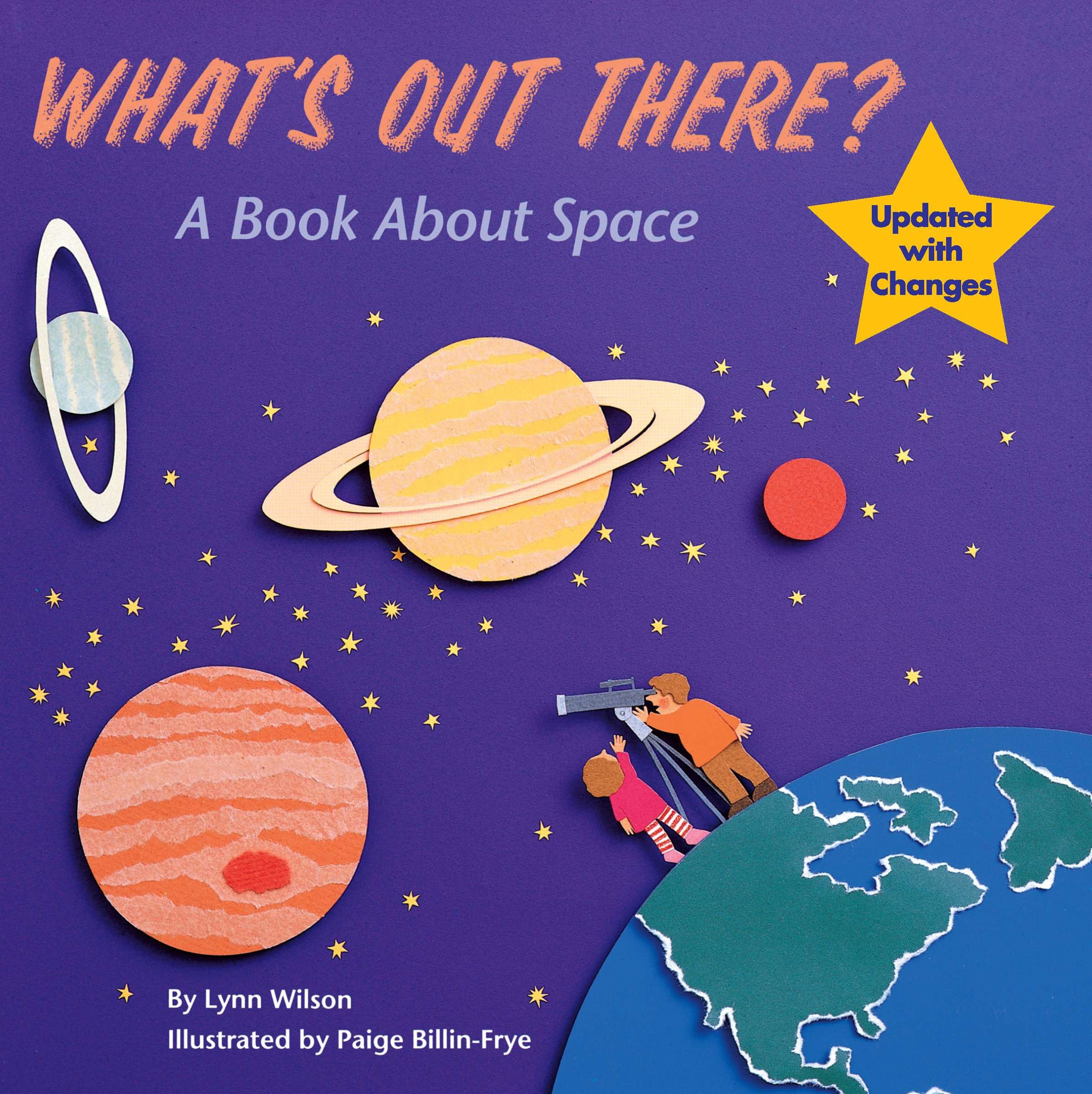 What's Out There? : A Book about Space