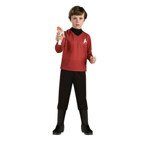 Star Trek Boys Deluxe Scotty Halloween - Star Trek Scotty Costume