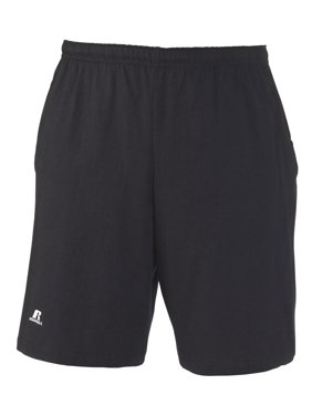 f79ba359c6da Product Image Russell Athletic T-Shirts Essential Jersey Cotton Shorts with  Pockets 25843M