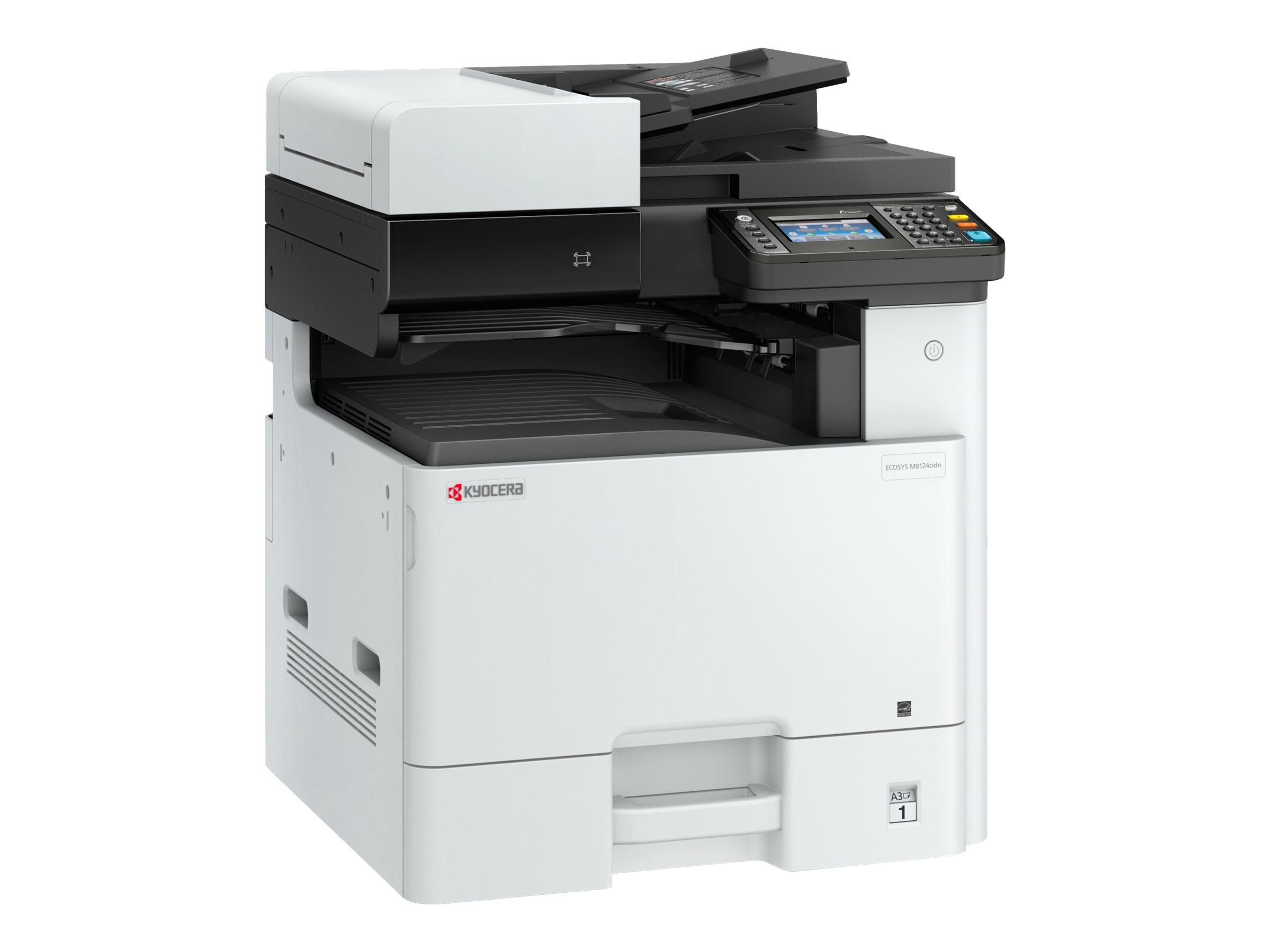Kyocera KYOM8124CIDN 1102P43Nl0 Multifunction Laser Printer