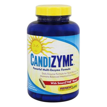 Renew Life - CandiZyme - 90 capsule végétale (s)