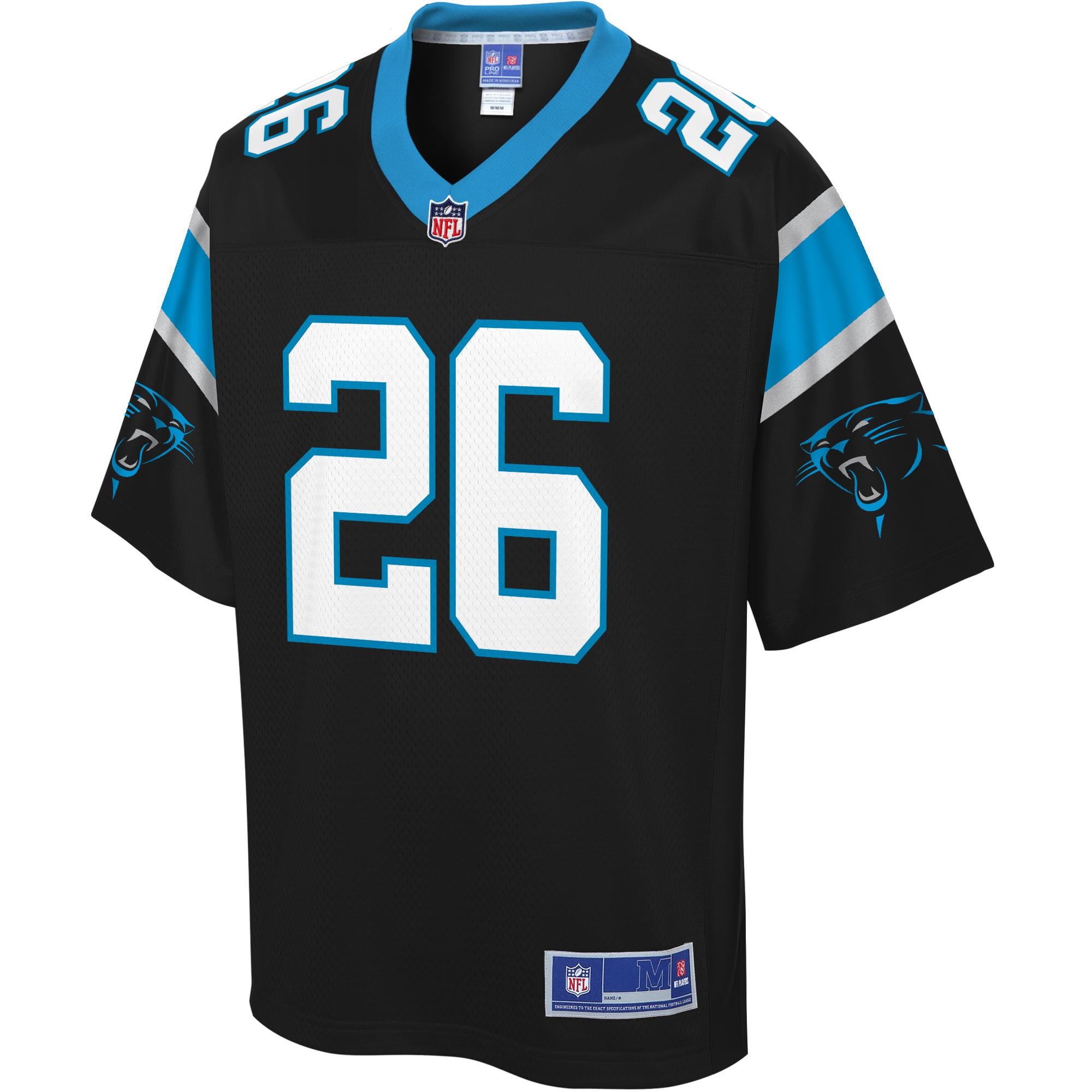 9e91a0a86 Donte Jackson Carolina Panthers NFL Pro Line Big & Tall Player ...