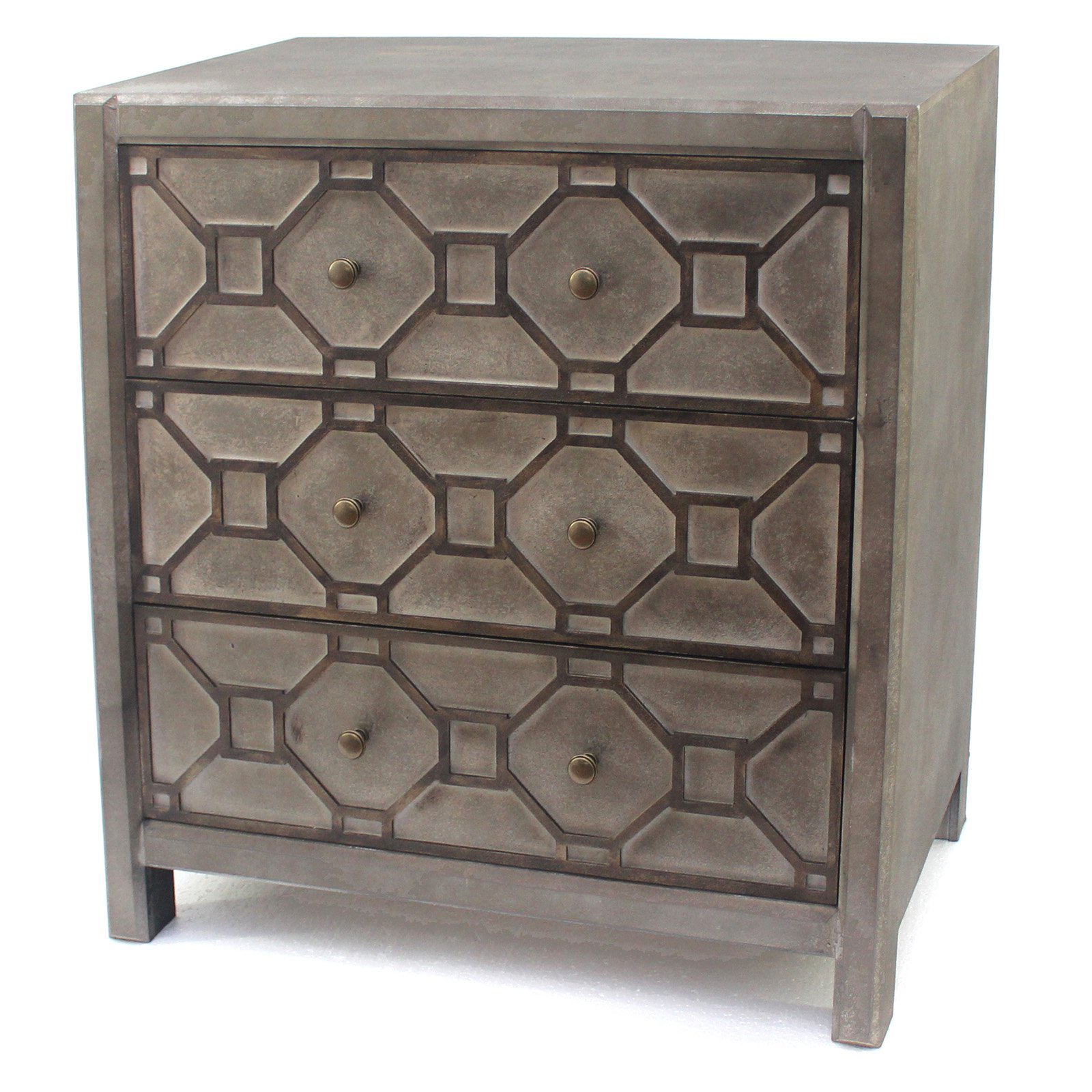 Screen Gems WOOD CABINET AF-013