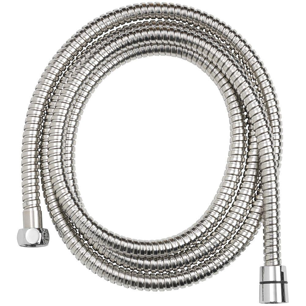 Glacier Bay 86 in. Stainless Steel Replacement Shower Hose
