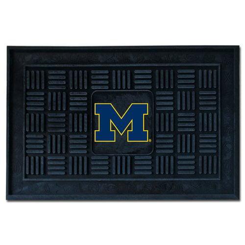 University of Michigan Medallion Door Mat