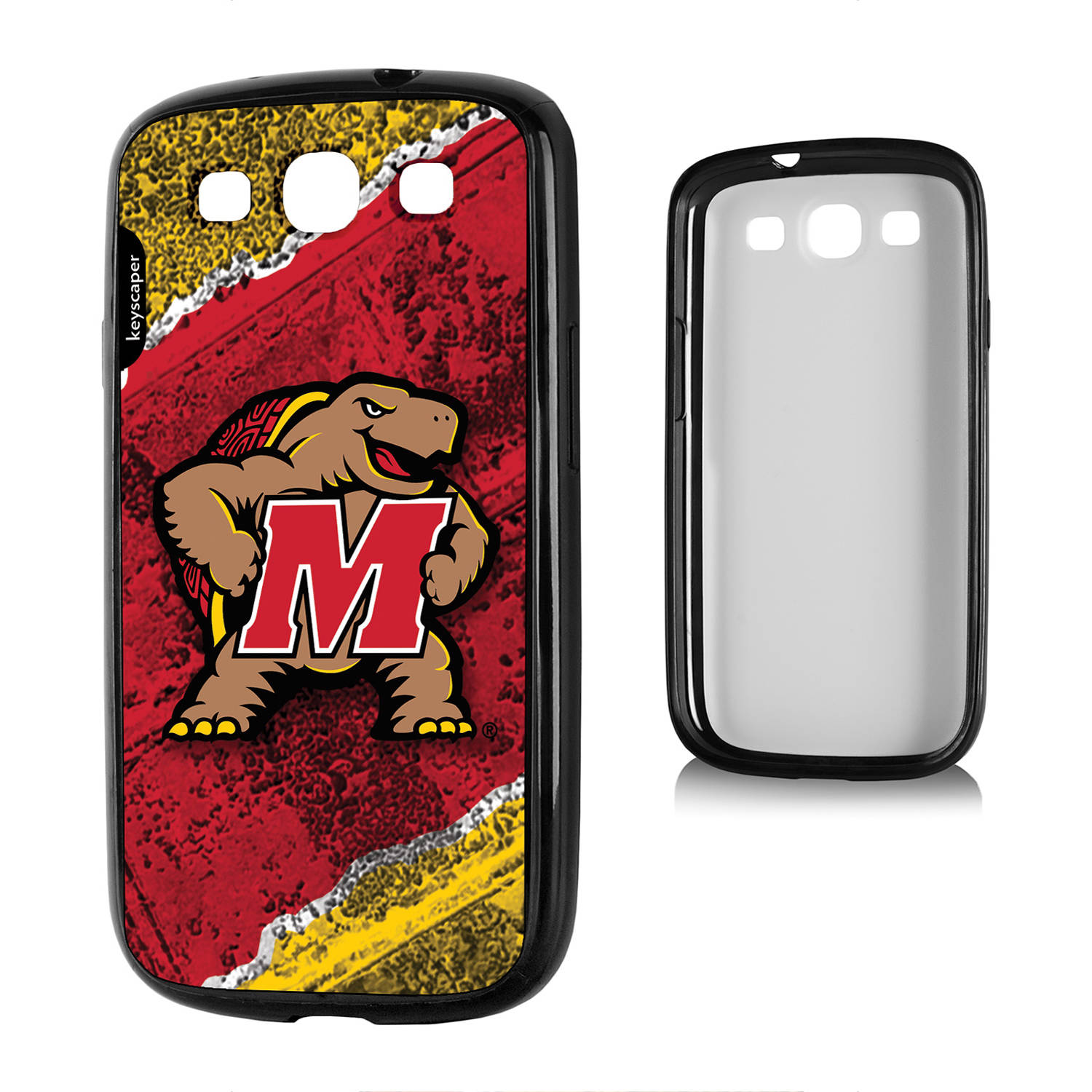 Maryland Terrapins Galaxy S3 Bumper Case