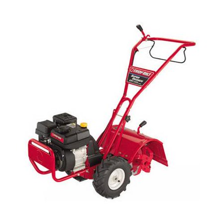 Troy Bilt Super Bronco Rear Tine Garden Tiller