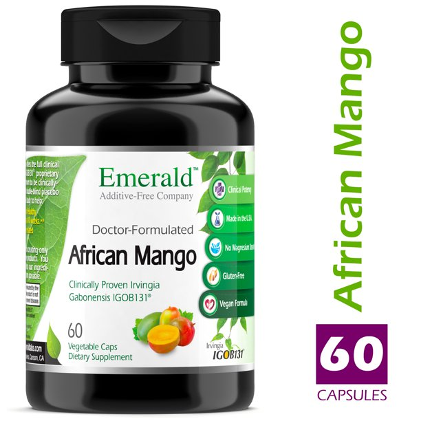 Emerald Laboratories Fruitrients African Mango Irvingia
