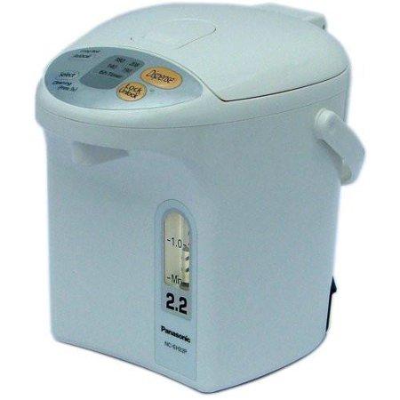 - Panasonic NC-EH22PC, Water Boiler 2.3-Quart with Temperature Selector