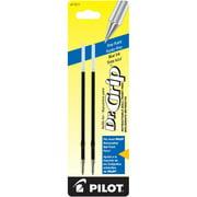 Pilot, PIL77211, Dr. Grip Retractable Pen Refills, 2 / Pack