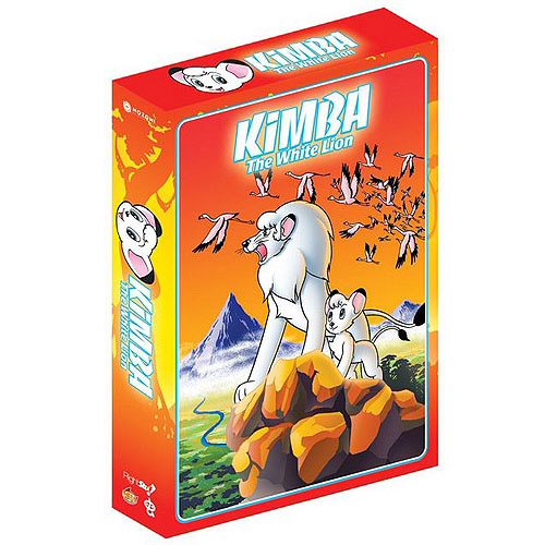 Kimba: The White Lion - The Complete Series (1965)