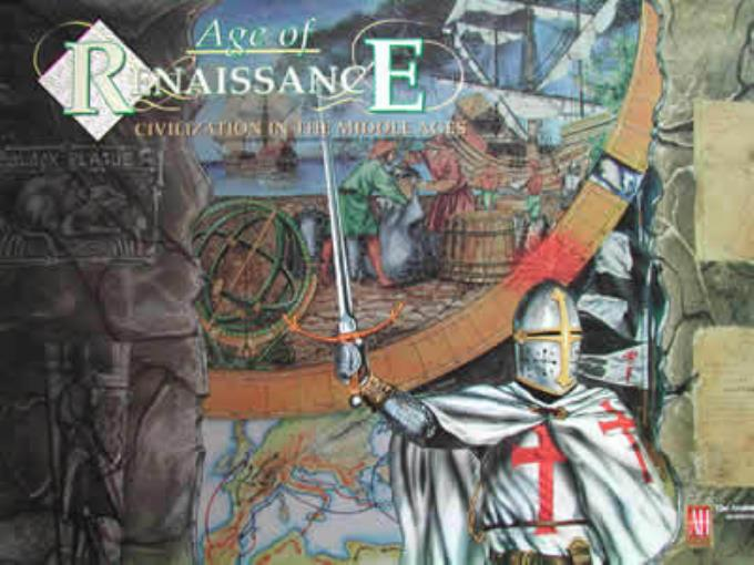 Age of Renaissance Used by Avalon Hill