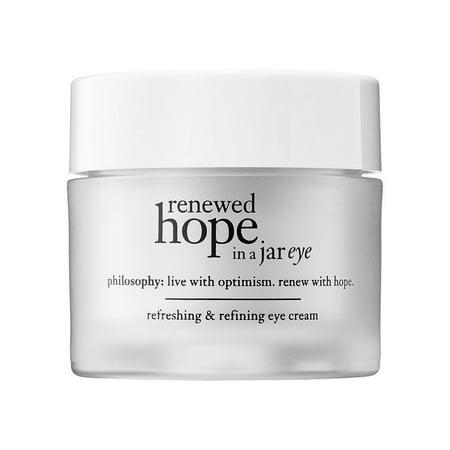 Philosophy Hope In A Jar (Philosophy Renewed Hope in a Jar Eye Cream, 0.5 Oz )