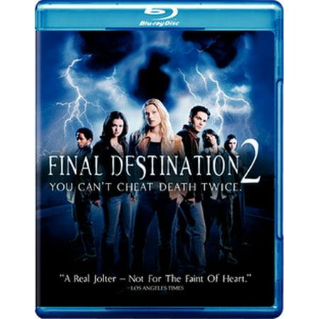 Final Destination 2 (Blu-ray) - Galaxy Life Halloween Final